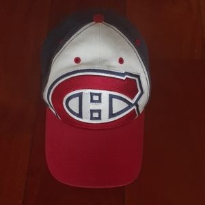 Montreal Canadians Cap (Youth)